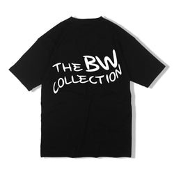 2017 Basics, 1/2 Sleeve Tee - Black