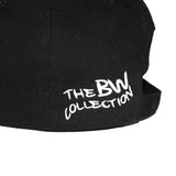 'Low-key' Dad Cap - Black - The BW Collection - 4