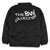 Capsule Coach Jacket - Black - The BW Collection - 1