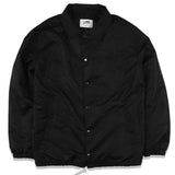 Capsule Coach Jacket - Black - The BW Collection - 2