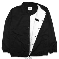 Capsule Coach Jacket - Black - The BW Collection - 3