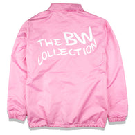 Capsule Coach Jacket - Pink - The BW Collection - 1