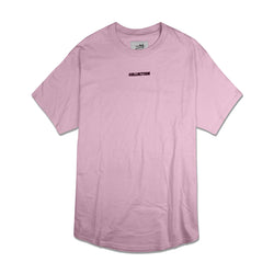 2017 'Collection' Embroidered Tee - Light Pink