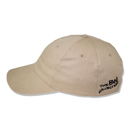 'Low-key' Dad Cap - Khaki - The BW Collection - 3