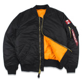 Capsule 'MA-1' Flight Jacket - The BW Collection - 3