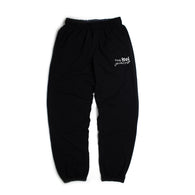 Signature 'Logo' Pants – Black
