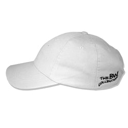 'Low-key' Dad Cap - Stone - The BW Collection - 3