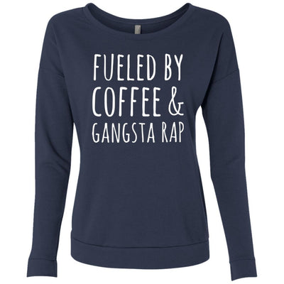 Fueled By Coffee & Gangsta Rap French Terry Scoop