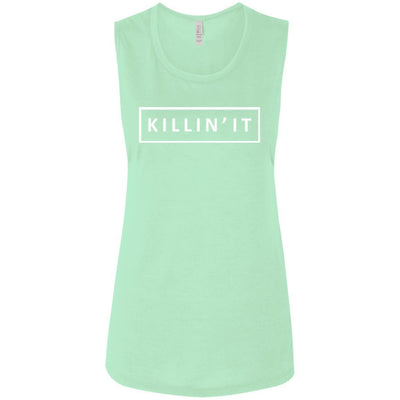 Killin' It Muscle Tank