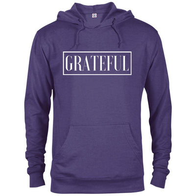 Grateful French Terry Hoodie