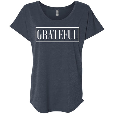 Grateful Scoop Tee