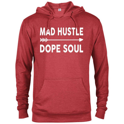 Mad Hustle Dope Soul French Terry Hoodie
