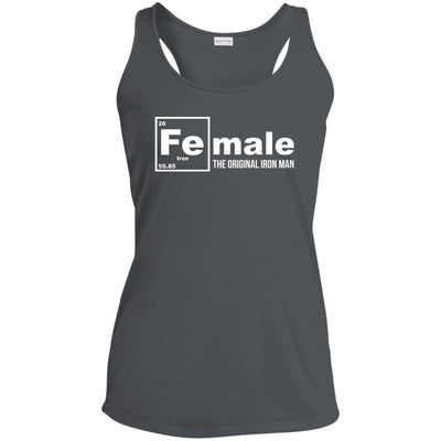 Female: The Original Iron Man Performance Tank