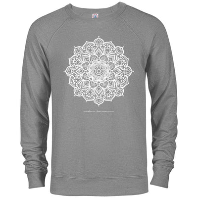 Radiate Love Unisex French Terry Pullover