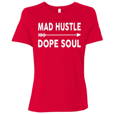 Mad Hustle Dope Soul Relaxed Fit Tee