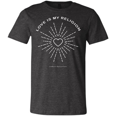 Love Is My Religion Unisex Premium Tee