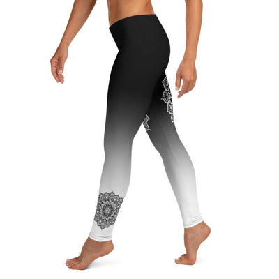Mandala Ombre Leggings