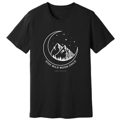 Stay Wild Moon Child T-Shirt