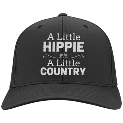 A Little Hippie A Little Country Dad Hat