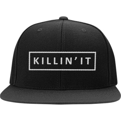 Killin' It Snapback Hat