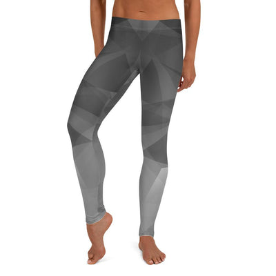 Geo Carbon Leggings