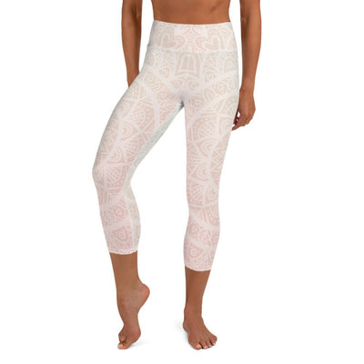 Day Dream Mandala High Waist Capris