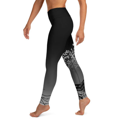 Tree of Life High Waist Leggings