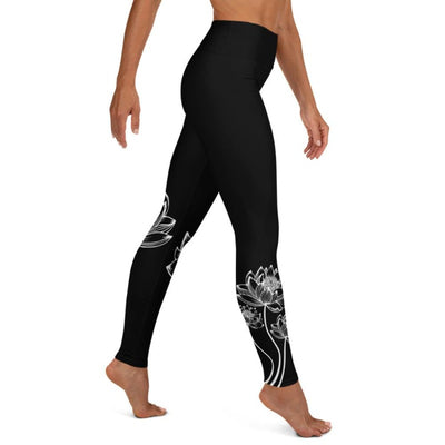 Lotus High Waist Leggings