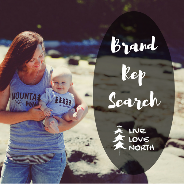 Brand Rep Search!