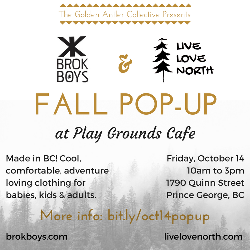 Fall Pop-up in Prince George
