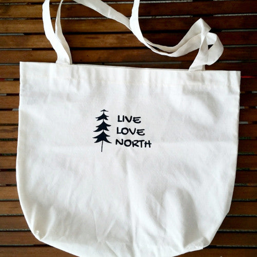 The Trees are Calling tote