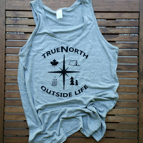 True North adult bamboo tank