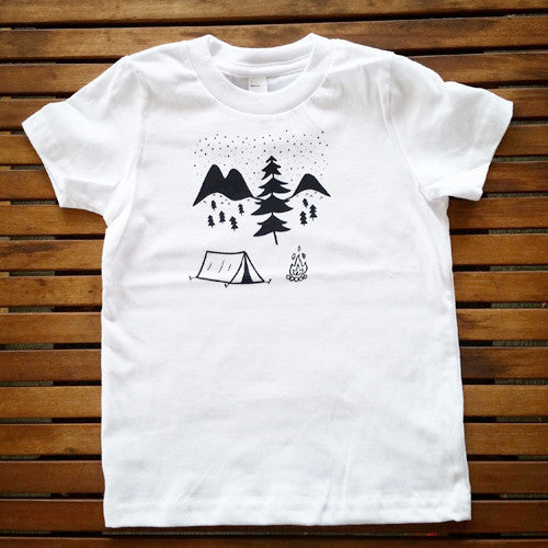 Under the Stars kids' tee (size 8 only)