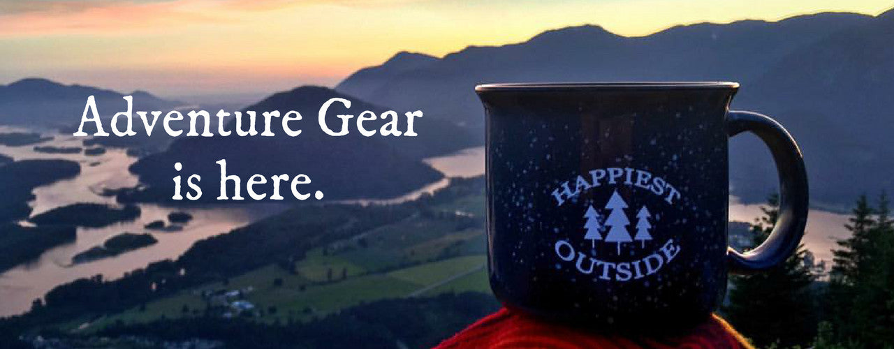 Live Love North Adventure Gear available now.
