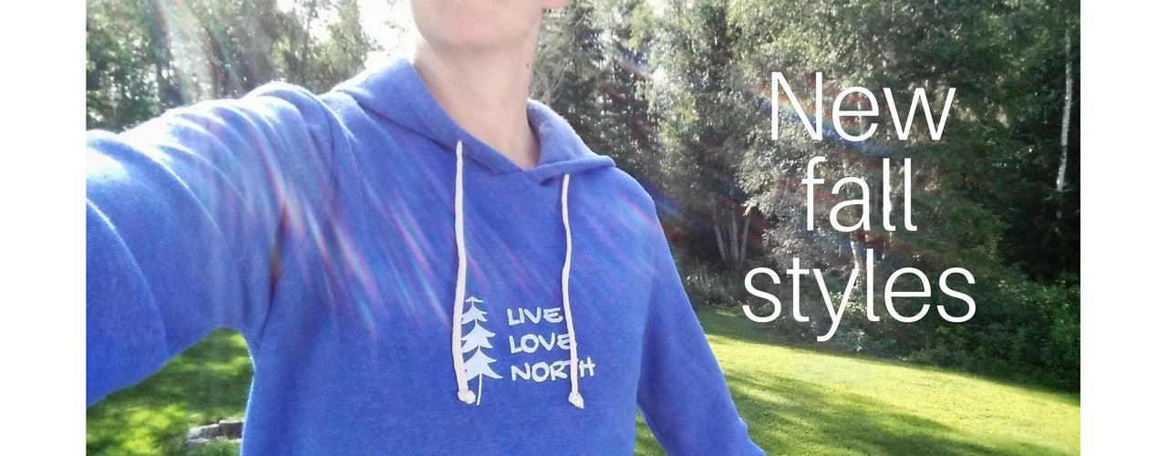 Live Love North Apparel