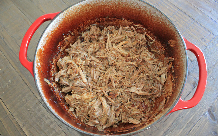Windward Guava BBQ Pulled Pork