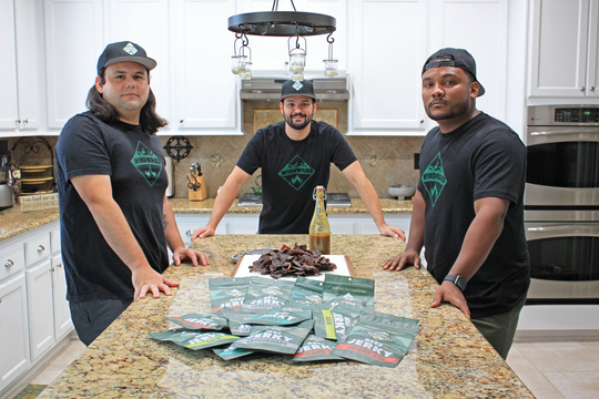 Windward Jerky Founders