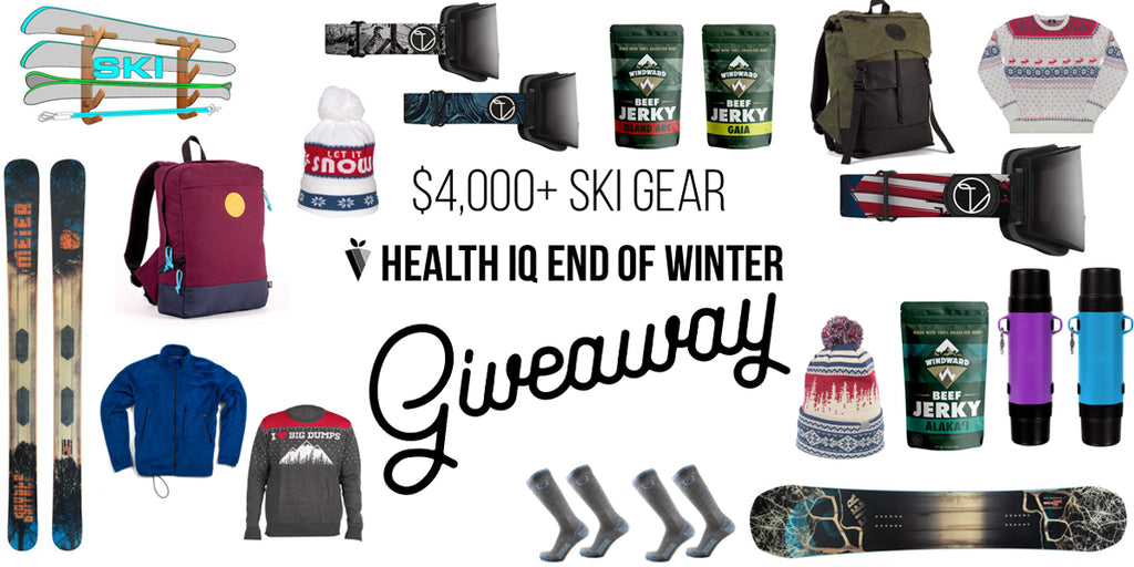 WIN SOME OUTDOOR GEAR!