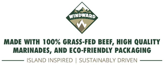 Windward Jerky Sustainability