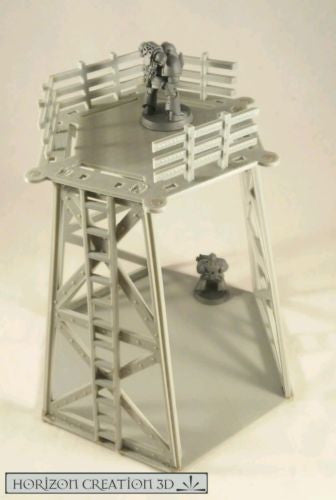 Tower Kit 3 Pack with walkways