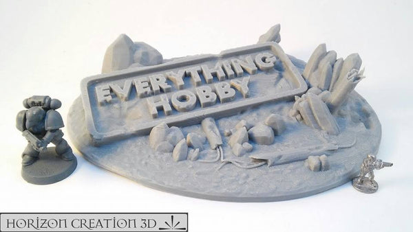 Everthing Hobby Ruined Sign