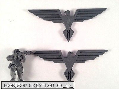 "Eagles 3"" 2 Pack - Building Bits"