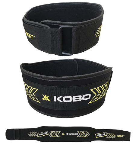 Kobo WTB-09 Foam Weight Lifting Belt (Medium)
