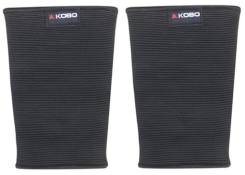 Kobo WTA-36 Elasticized-Fabric Knee Sleeves (Small)