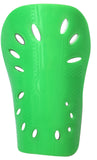 "Kobo 6.5"" Football Shin Guard 2241 (Green/White)"