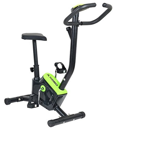KOBO EXERCISE BIKE / UPRIGHT CYCLE AB CARE KING CARDIO FITNESS HOME GYM (IMPORTED)