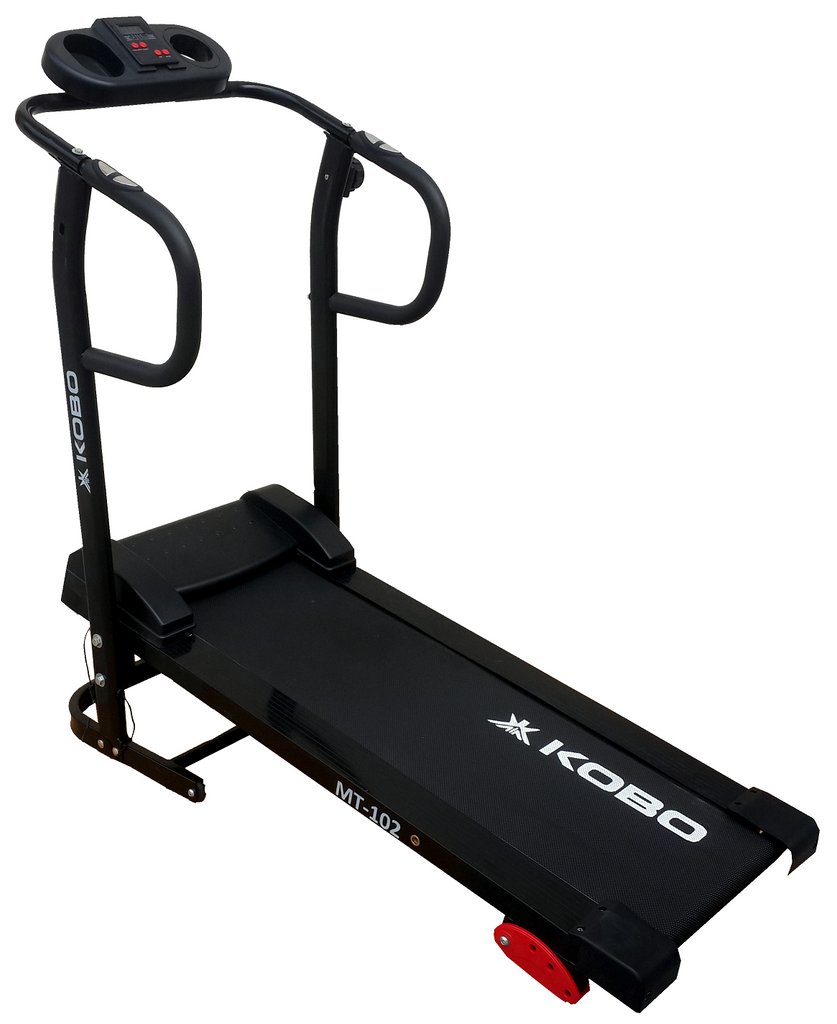 Livestrong Treadmill Safety Key: Difference Between Motorized And Manual Treadmill