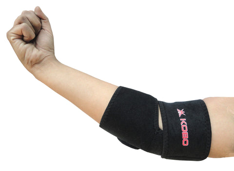 Kobo Elbow Adjustable Support FREE SIZE