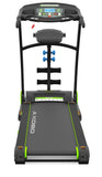 Kobo TM-304 Motorized Treadmill 3 H.P Peak Multi Function with 3 Level Incline