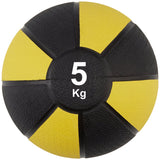 Kobo 5 Kg Training - Medicine Ball / Slam Ball with Easy-Grip Textured Surface and Ultra-Durable Rubber Shell (Imported)